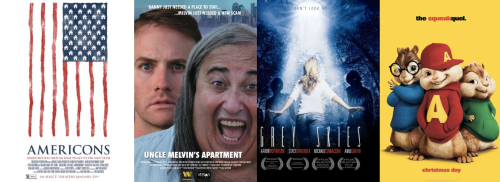 recent films